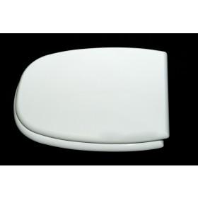 Coprivaso bianco in legno laccato Gedy cm 35.5x42.7 - Mod.SQUARE