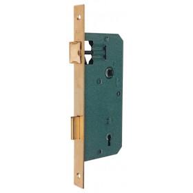 Serratura patent bronzata BONAITI entrata mm 30 quadro 8/90