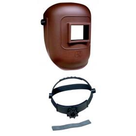 Schermo di protezione Maschera per saldare a casco - Mod. S800