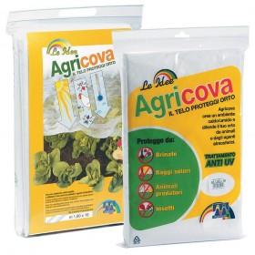 Telo pacciamatura proteggi orto AGRICOVA lunghezza m 1.60x5 Art AGR005