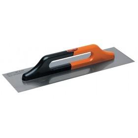 Frattone a 2 mani in acciaio liscio PAVAN mm 100x480 Art 814