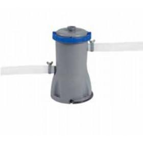 Pompa filtrante per piscine  Bestway Mod. 58386 capacità 3.028 l/h - arredo giardino piscina