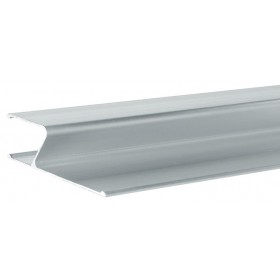 Stadia in alluminio cm 250 con impugnatura sezione H per gessatori