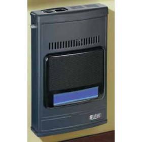 Stufa a gas metano per parete o pavimento 4000 W 110 m³ Mod. Eco 45 - riscaldamento casa