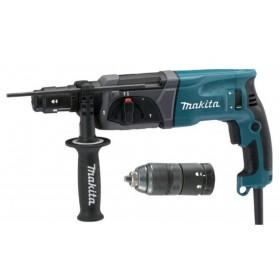 Tassellatore Martello MAKITA 800 W kit valigetta - Mod. HR2630TX12