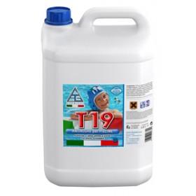 Antialghe per piscine - Mod. T19 - C.A.G. Chemical - Confezione da 5 kg