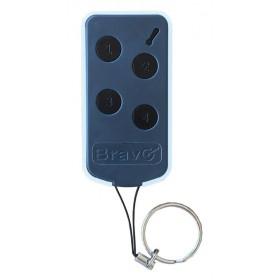 Radiocomando autoapprendente BRAVO frequenza fissa Mod DOOR