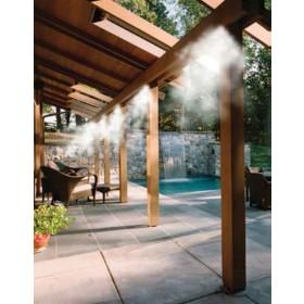 Impianto di raffrescamento Refreshing Kit ideale per gazebo patio terrazzo - arredo casa giardino