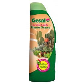Concime liquido per piante grasse GESAL conf 500 ml