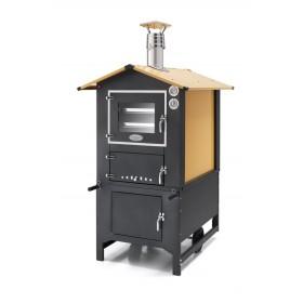 Forno a legna Mod. Fornolegna a combustione indiretta pane pizza arrosto - arredo casa giardino