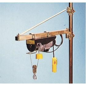 Supporto a bandiera braccio paranco elettrico 300 kg Mod HERCULES