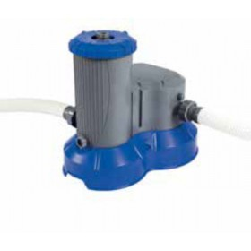Pompa filtrante per piscine Bestway Mod. 58391 capacità 9.463 l/h - arredo giardino piscina