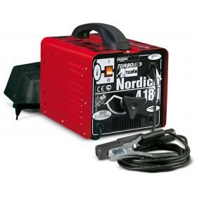 Saldatrice a elettrodi TELWIN kit saldatura - Mod. NORDIKA 4181