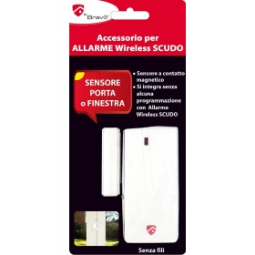 Sensore porta finestra per allarme antifurto domestico Mod SCUDO