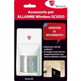 Sensore di movimento interni allarme antifurto domestico Mod SCUDO