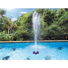 Fontana a fiore per piscina gioco acqua Mod. K737CBX - arredo giardino esterni piscine