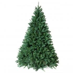 Albero di Natale Mod. Alpino cm. 270 - luci decori feste