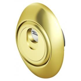 Protezione serrature DEFENDER acciaio finitura oro lucido Mod MAG 3G