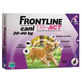 FRONTLINE TRI-ACT Cani grandi kg 20/40 conf 3 pipette SPOT-ON