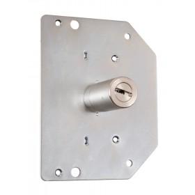 Cilindro chiave radiale CR per serrature piastra smussata Art K55