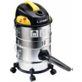 Bidone aspiracenere Lavor Mod. Ashley Kombo 1000 W fusto 14+14 l - pulizia camino
