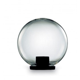 Sfera trasparente diametro 25 cm per lampioni Sistema SFERA