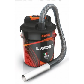 Bidone aspiracenere 800 W LAVOR fusto 14 l Mod ASHLEY 1.2