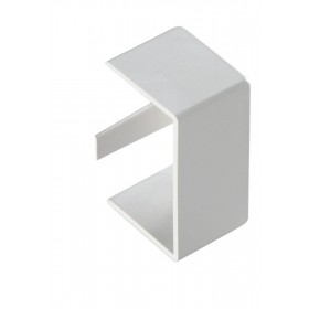 Tappo terminale per mini canalina passacavi mm 20x10 conf. 2 pz