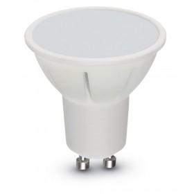 Lampadina LED risparmio energetico 5.5W GU10 BEGHELLI SPOT luce fredda 6000K