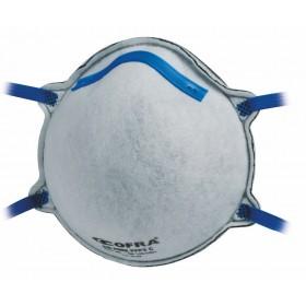 Mascherina di protezione COFRA carboni atiivi 20 pz FFP2 Mod M010-K022