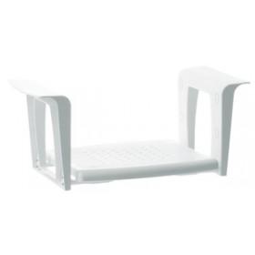 Sedile per vasca portata 165 kg con seduta regolabile in 3 posizioni - Accessori da bagno per disabili