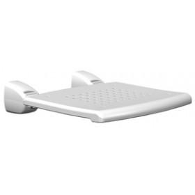 Sedile ribaltabile per doccia portata 190 kg - Accessori da bagno per disabili