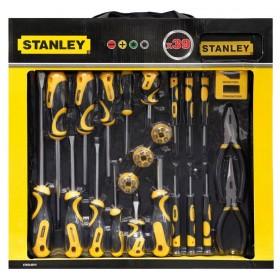 Set meccanica STANLEY confezione 39 pz Art 0.62.114