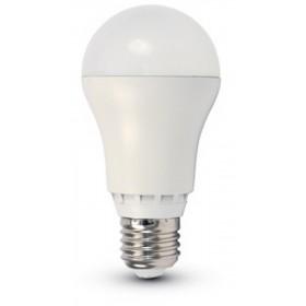 Lampadina LED risparmio energetico 10W E27 BEGHELLI GOCCIA luce calda 2700K