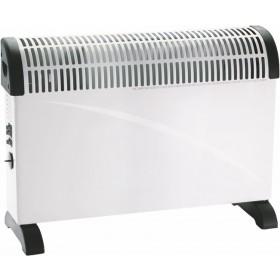Termoventilatore a pavimento 2000 W con termostato ambiente Mod DL-01