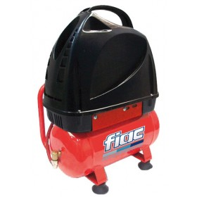 Compressore FIAC serbatoio 6 l motore 1.5 HP Mod F3100/6