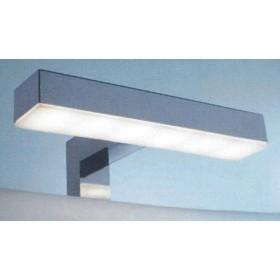 Applique LED da bagno 5W EFFELUCE attacco a cornice Mod FA LAMP