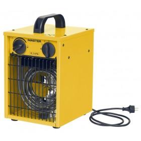 Generatore elettrico aria calda 2 kW MASTER con ventilatore Mod B2 EPB