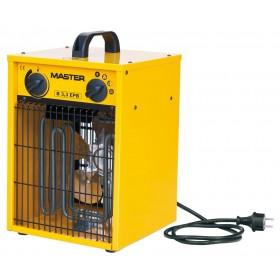 Generatore elettrico aria calda 3.3 kW MASTER con ventilatore Mod B3.3 EPB