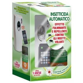 Insetticida automatico con telecomando con ricarica Mod TWIN PACK