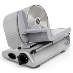 Affettatrice elettrica interruttore di sicurezza lama acciaio 190 mm