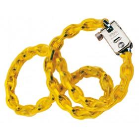 Lucchetto con catena antifurto VIRO lunghezza 90 cm Art 1.4234