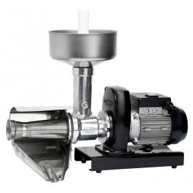 Passapomodori da tavolo motore 0.50 Hp accessori acciaio inox Mod SM3