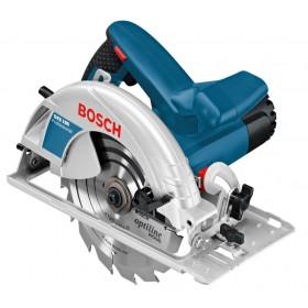 Sega circolare BOSCH 1400 W ø lama 190 mm taglio 50 mm Mod GKS 190
