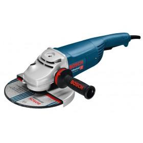 Smerigliatrice angolare BOSCH 2200 W ø disco 230 mm Mod GWS 22-230 JH