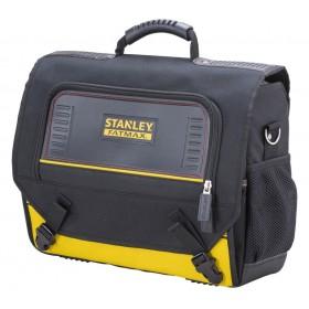 Borsa porta attrezzi STANLEY in nylon con tasca imbottita porta PC tablet