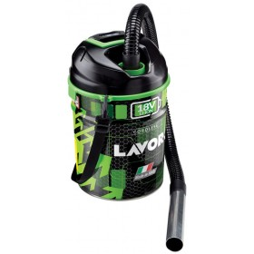 Bidone Aspiracenere LAVOR aspiratore a batteria 3 in 1 Mod FREE VAC 1.0