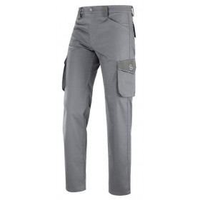 Pantalone da lavoro multitasche taglia XXL colore grigio Mod CONVOY