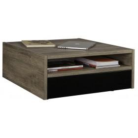 Tavolino salotto COMPOSAD cm 80x80x36h Linea CHARME