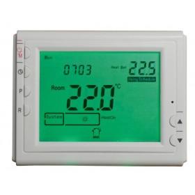 Cronotermostato digitale BRAVO ampio display programmabile